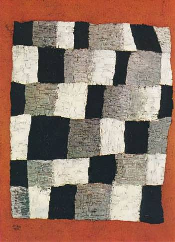Klee-Rythmical