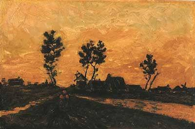 LandscapeatSunset