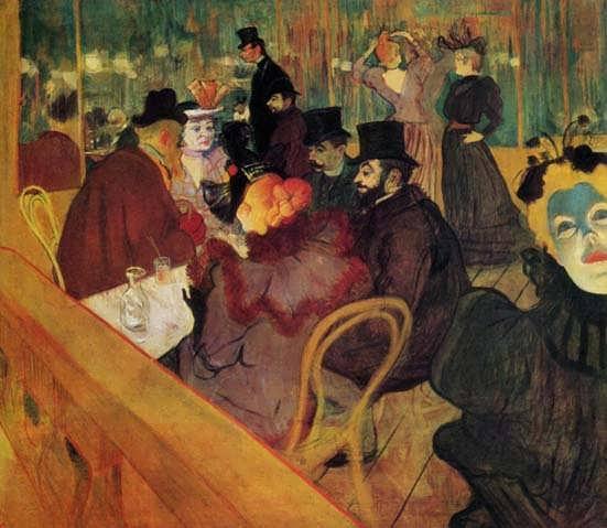 Lautrec-AttheMoulinRouge
