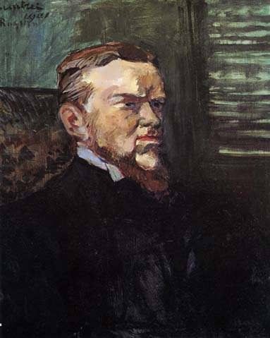 Lautrec-PortraitofOctaveRaquin