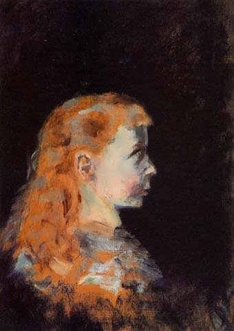 Lautrec-PortraitofaChild