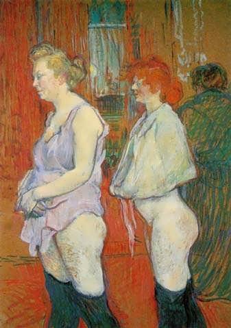Lautrec-RuedesMoulins-TheMedicalInspection