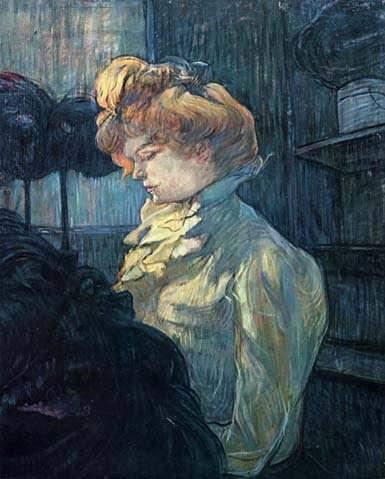 Lautrec-TheMilliner