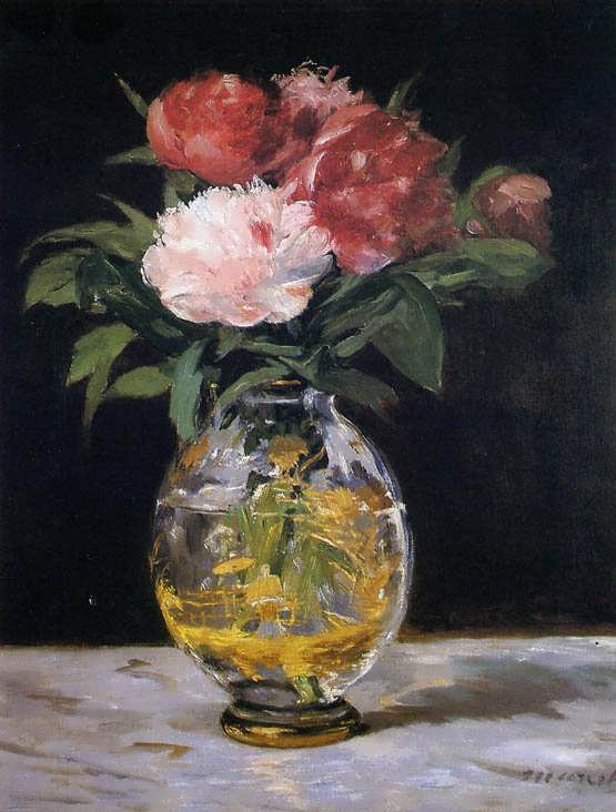 Manet-BouquetofFlowers