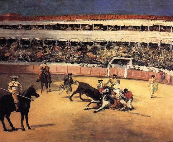Manet-Bullfight