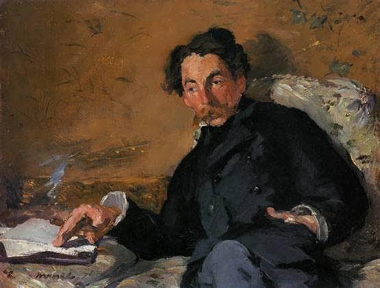 Manet-PortraitofStephaneMallarme