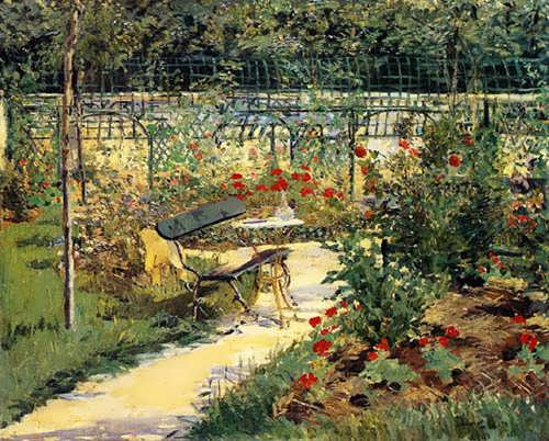 Manet-TheBench