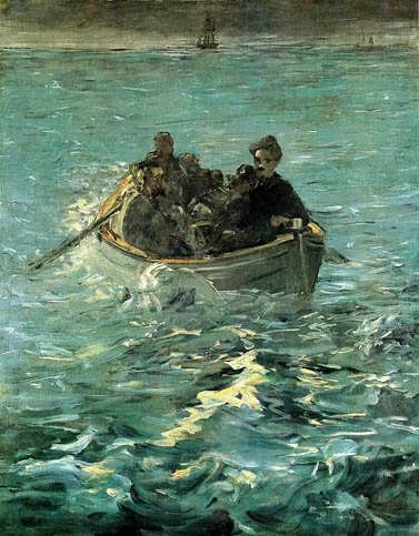 Manet-TheEscapeofRochefort