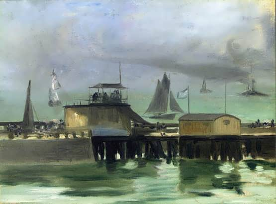 Manet-TheJettyatBoulogne
