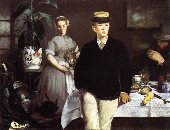 Manet-TheLucheon