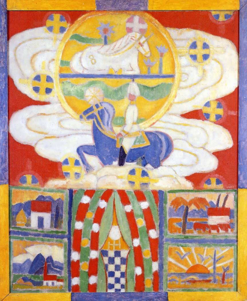 MarsdenHartley-BerlinAnteWar