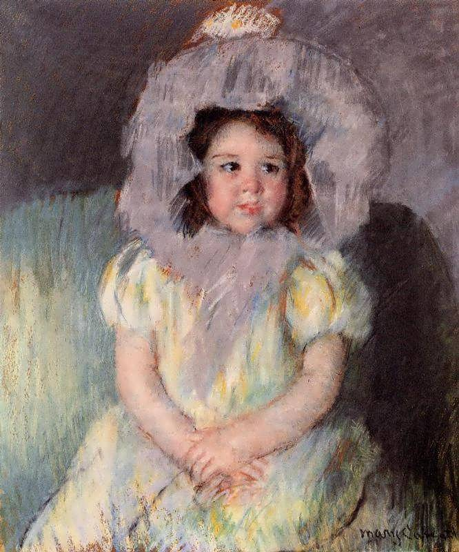 MaryCassatt-MargotinWhite1