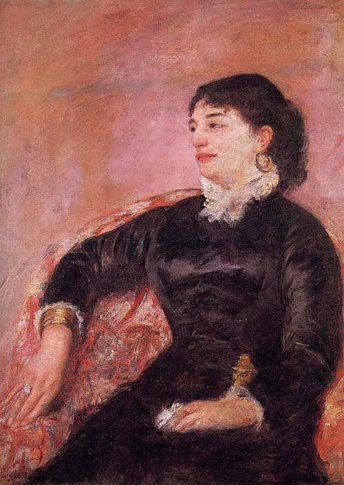 MaryCassatt-PortraitofanItalianLady1