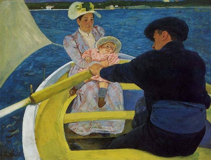 MaryCassatt-TheBoatingParty