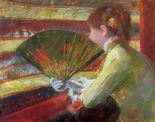 MaryCassatt-Theater1