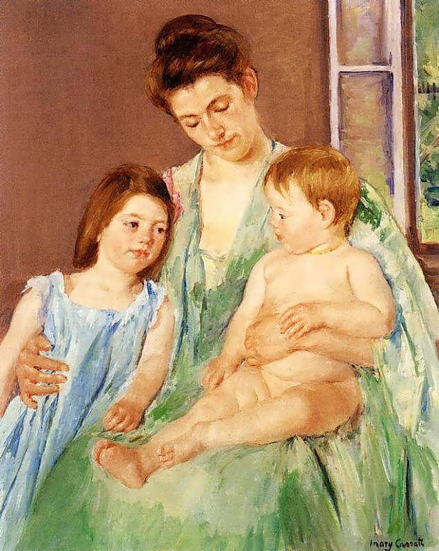 MaryCassatt-YoungMotherandTwoChildren1