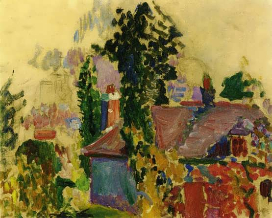 Matisse-Lanscape