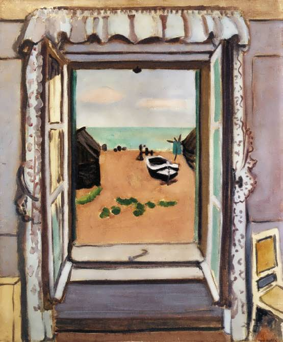 Matisse-OpenWindowEtretat