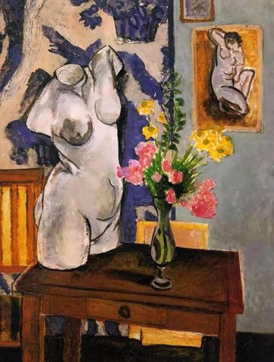 Matisse-PlasterTorso