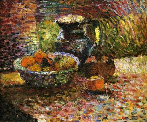 Matisse-StillLifewithPitcherandFruit