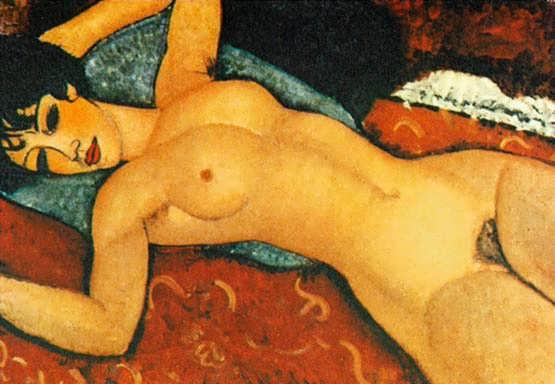 Modigliani-nude-sdraiato