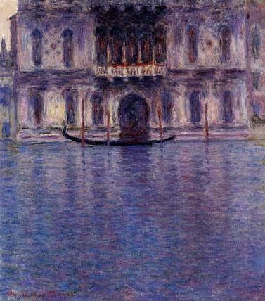 Monet-PalazzoContarini