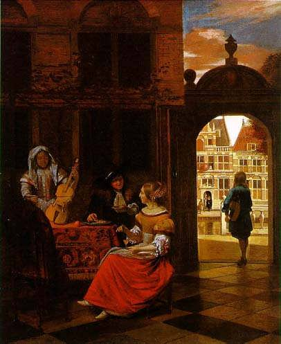 Musical_Party_in_a_Courtyard_by_Pieter_de_Hooch