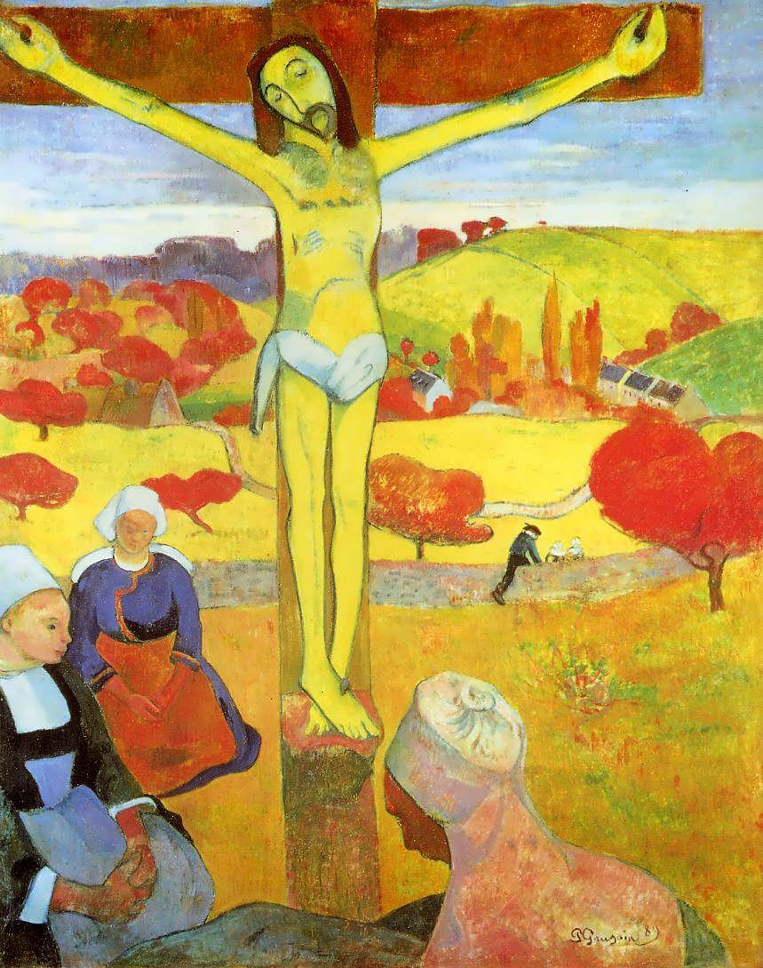 PaulGauguin-YellowChrist
