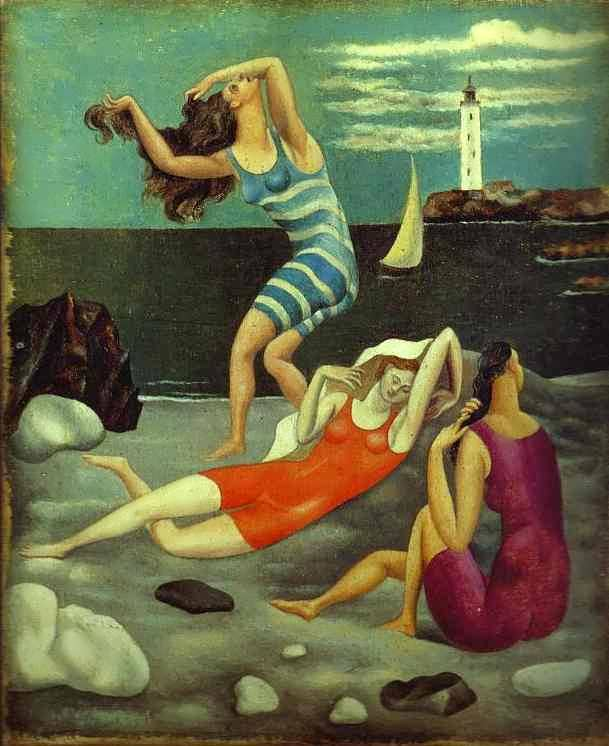 Picasso-TheBathers