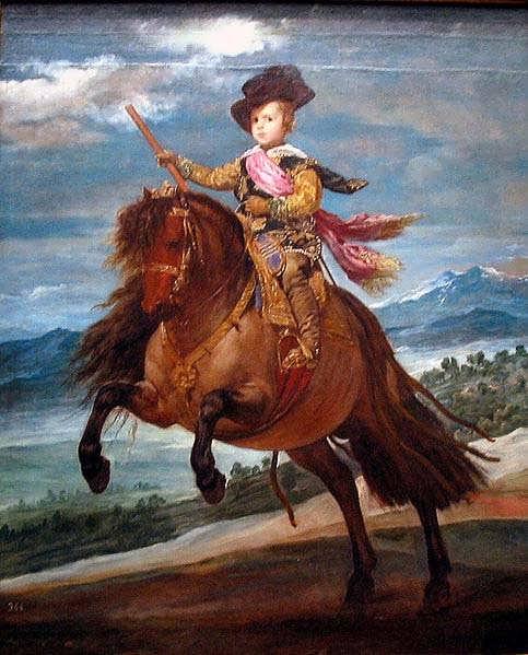 PrinceBaltasarCarlosonHorseback
