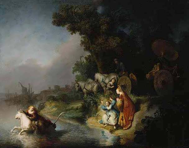 RembrandtAbductionofEuropa