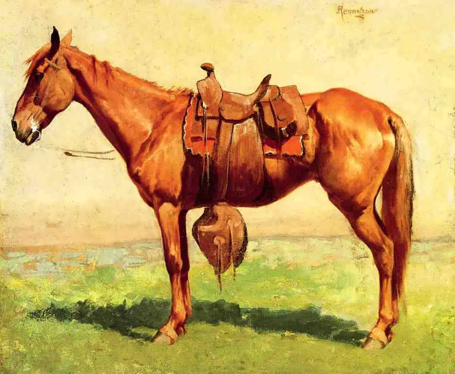 Remington-CowPony