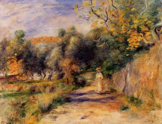 Renior-LandscapeatCagnes