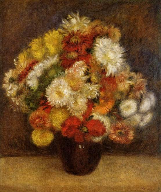 Renoir-BouquetofChrysanthemums