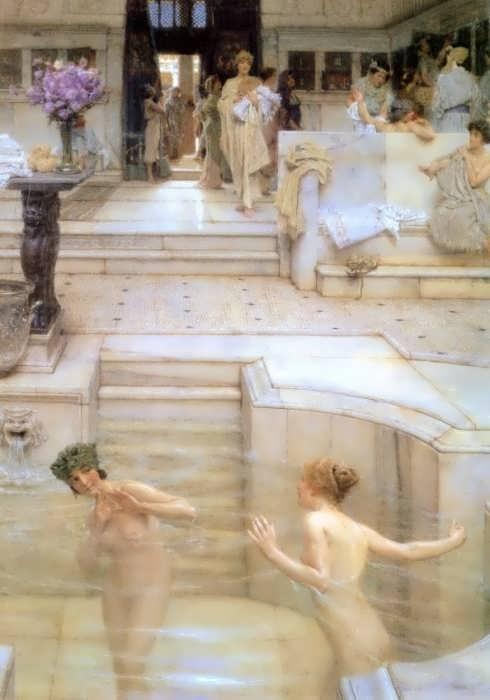 SirLawrenceAlma-Tadema-AFavouriteCustom