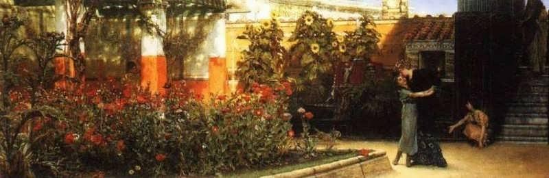 SirLawrenceAlma-Tadema-AHeartyWelcome