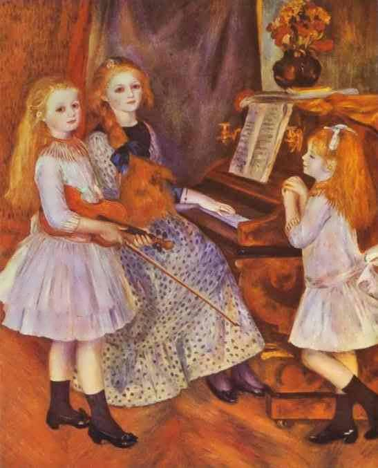 TheDaughtersofCatulleMendesrenoir