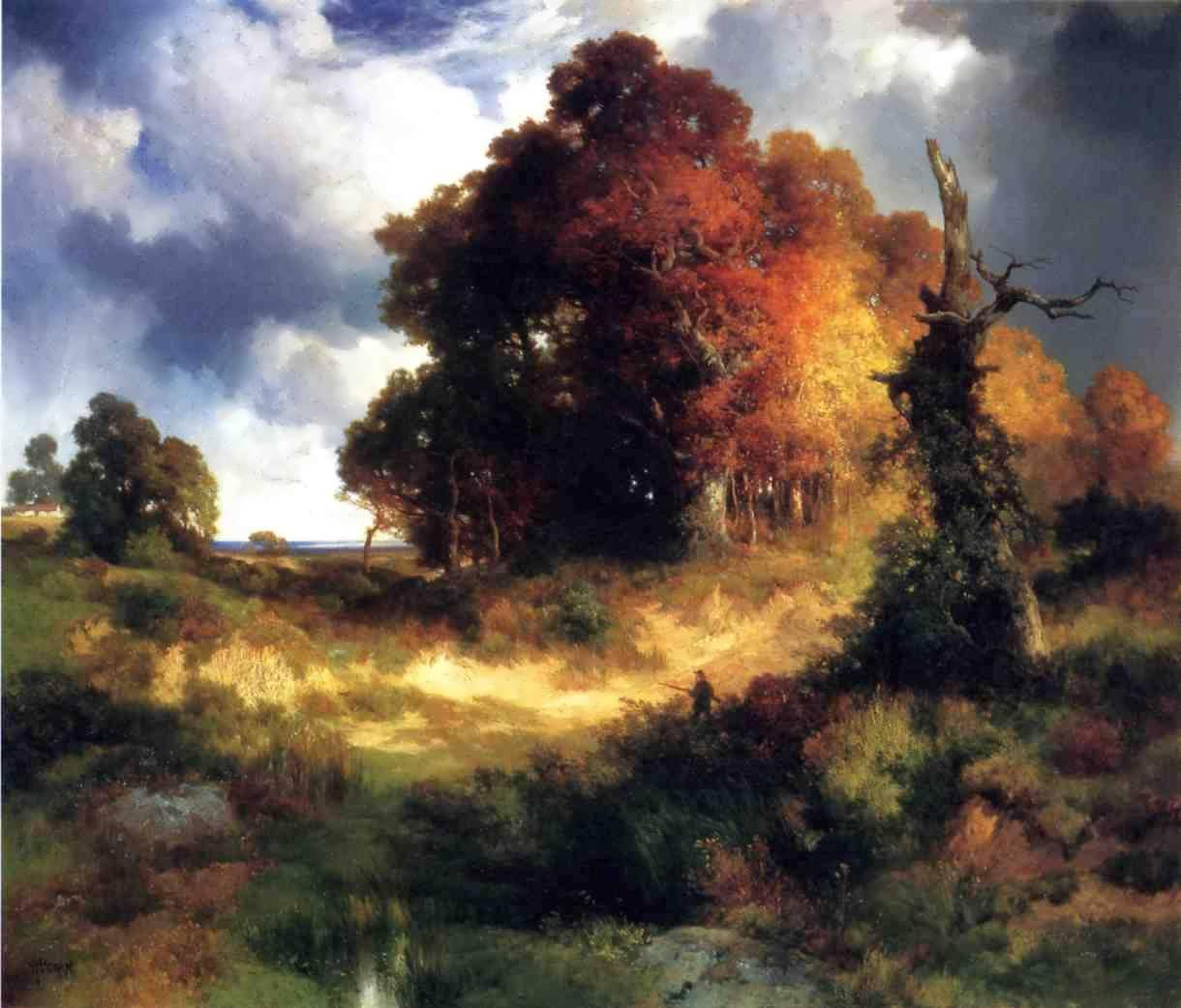 ThomasMoran-Autumn
