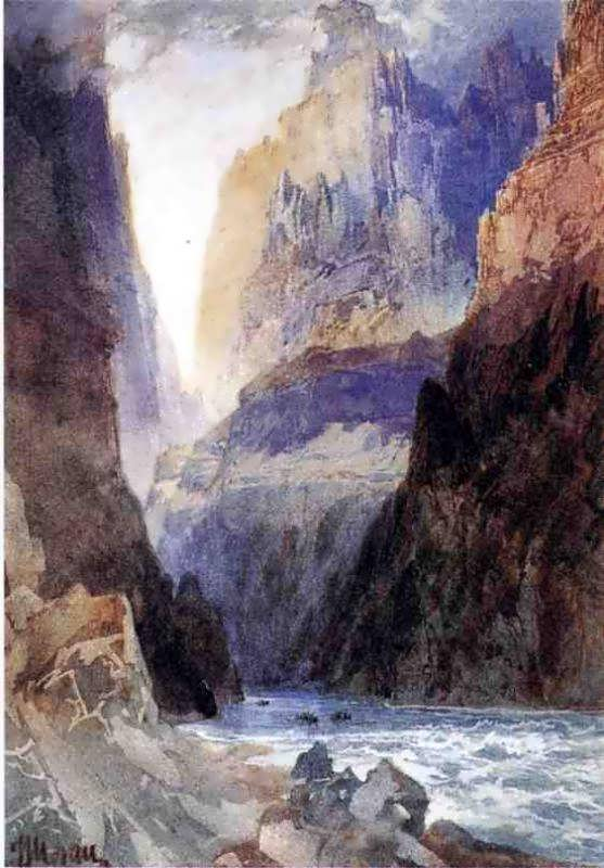 ThomasMoran-ZionCanyon