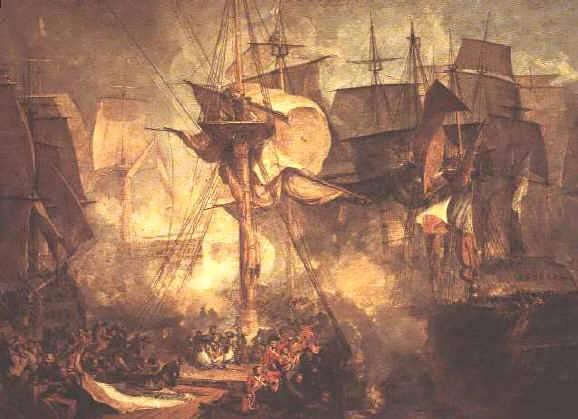 Turner_The_Battle_of_Trafalgar_