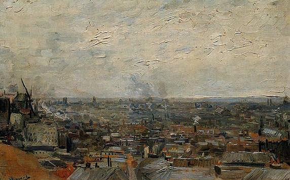 VanGogh-ViewofParisfromMontmartre1