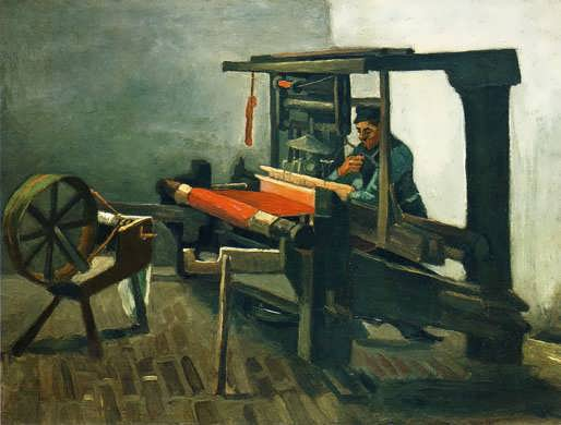 VanGogh-Weaver
