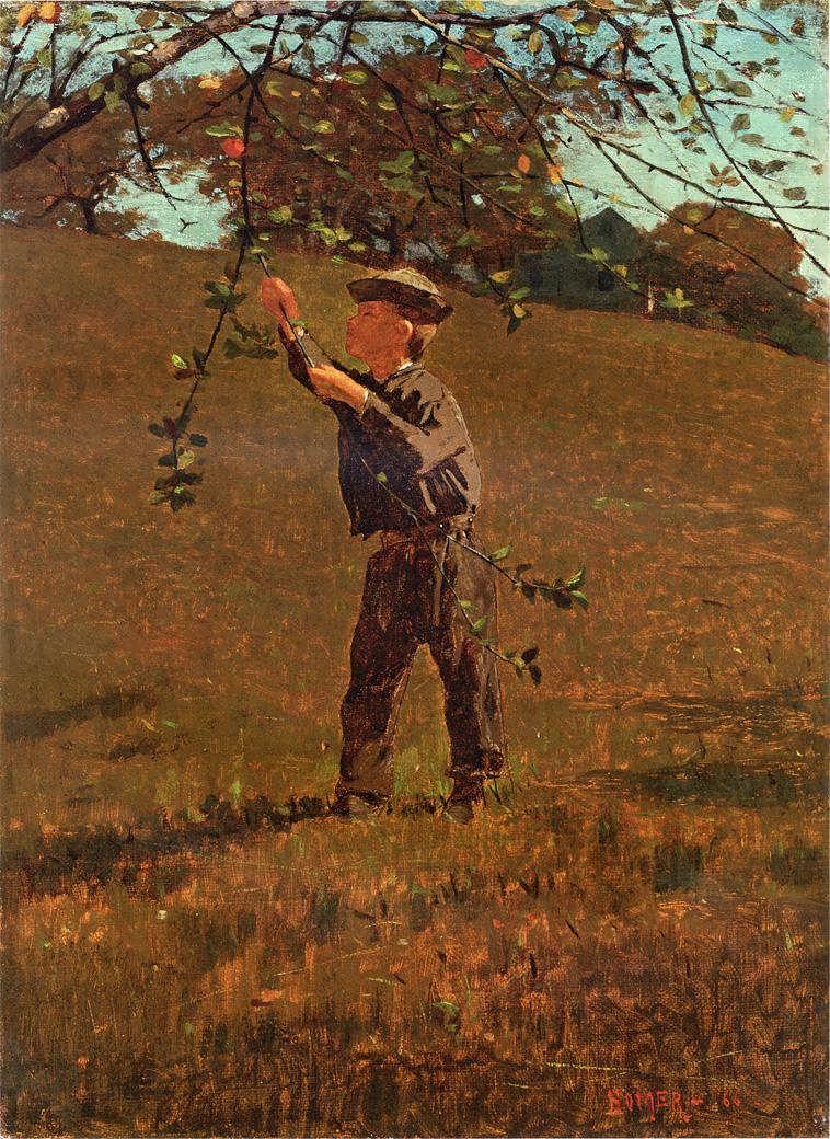 WinslowHomer-GreenApples1