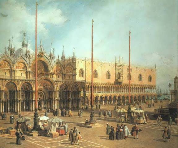 canaletto-san-marco