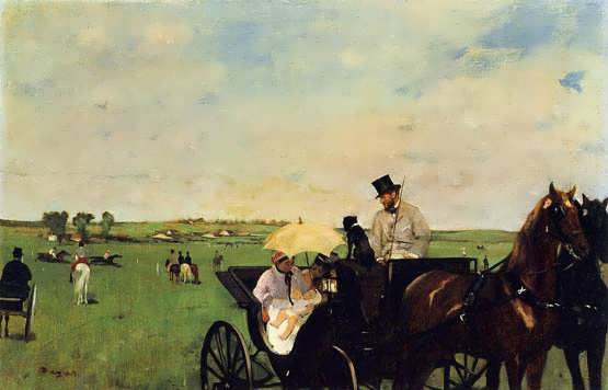 degas-ACarriageattheRaces