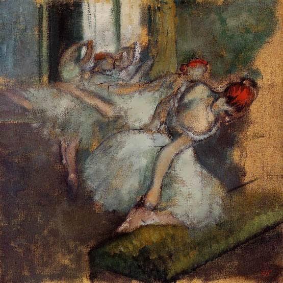 degas-BalletDancers