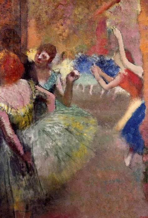 degas-BalletScene