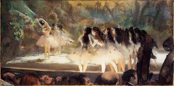 degas-BalletattheParisOpers