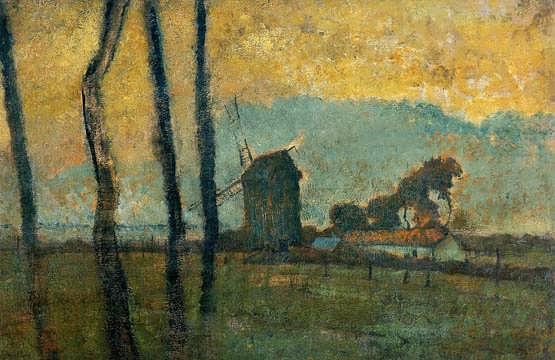 degas-LandscapeatValery-sur-Somme
