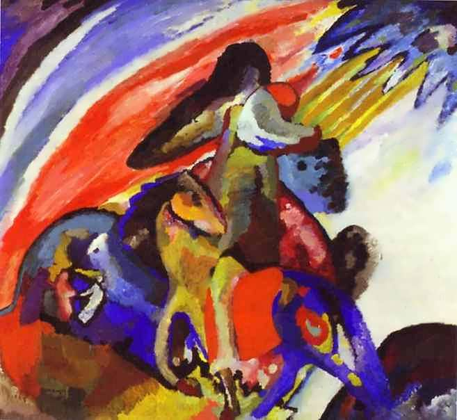 kandinsky-Improvisation12Rider